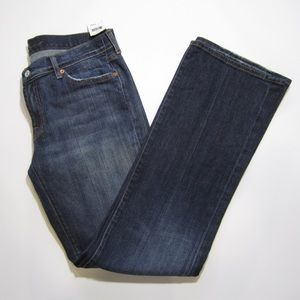 NWT 7 For All Mankind Bootcut Jeans Sz 32